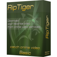 RipTiger boxshot - capture web video