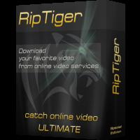 RipTiger boxshot - capture web video